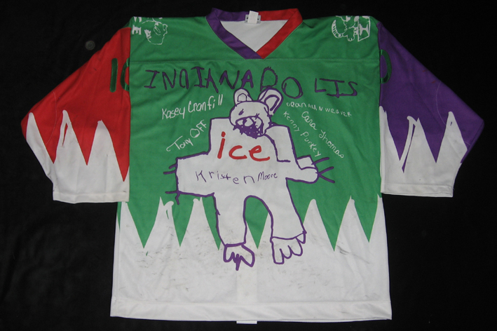 CoHL and CHL Game Worns at Johnson's Jerseys